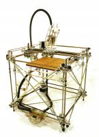 New RapMan 3D printer - click for full size image